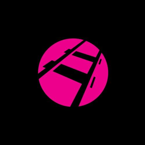 Train logo with the title 'edmtrain'