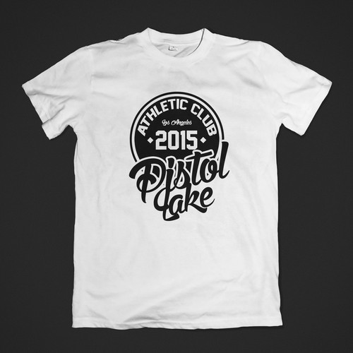 LA design with the title 'T shirt concept for sport brand'