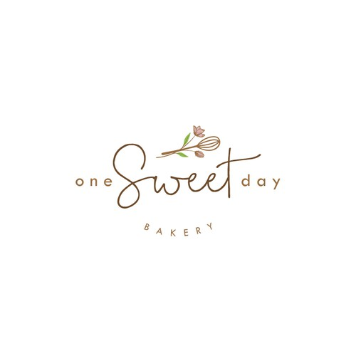 Black and brown logo with the title 'One Sweet Day'