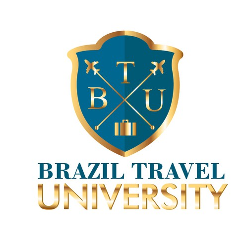 University brand with the title 'university logo'