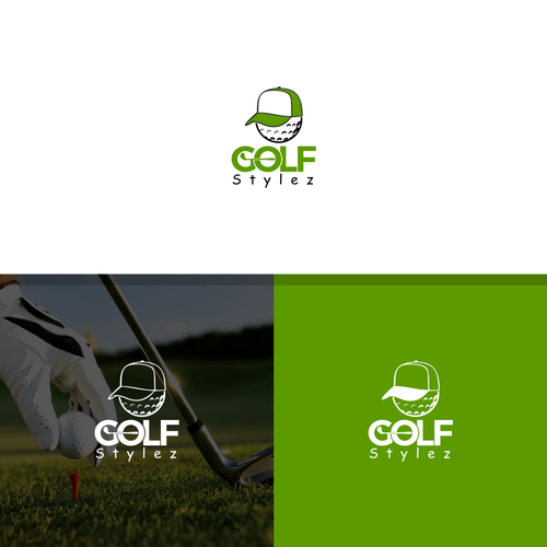 Golf brand with the title 'Golf Stylez'