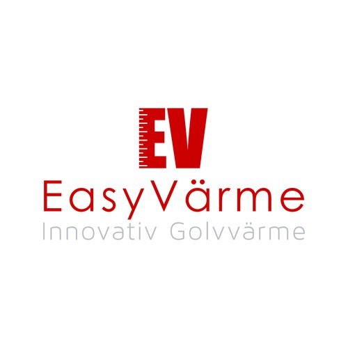 Floor logo with the title 'EasyVärme'