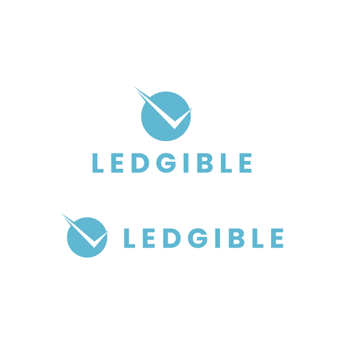 L logo with the title 'Crypto Accounting Product needs an awesome logo'