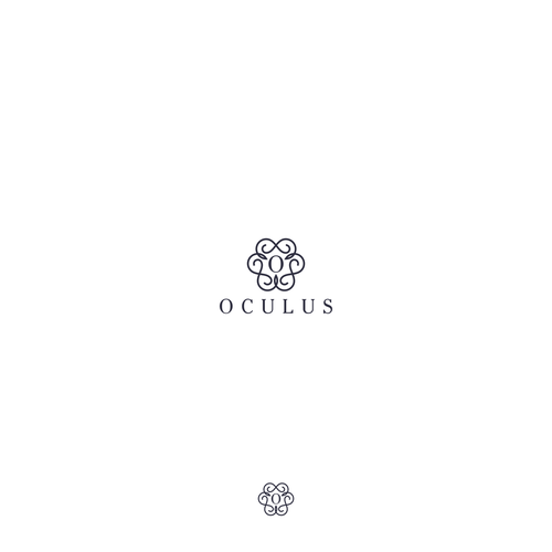 Mature logo with the title 'Logo for Oculus'