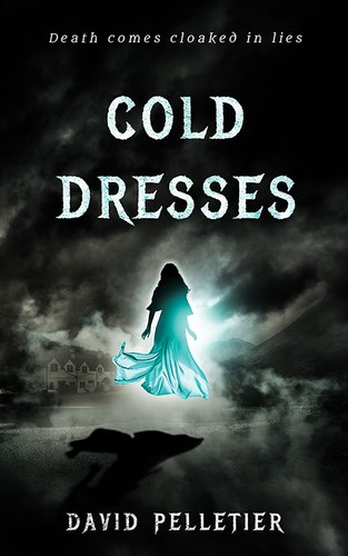 Amazon book cover with the title 'Cold Dresses'