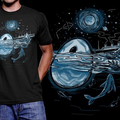 Tshiro titanic t-shirt