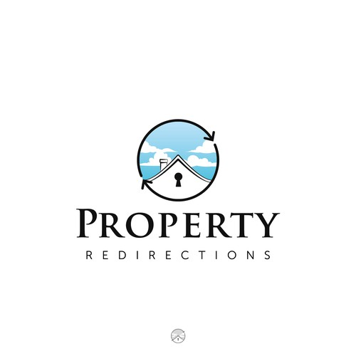 Keyhole logo with the title 'Property Redirections'