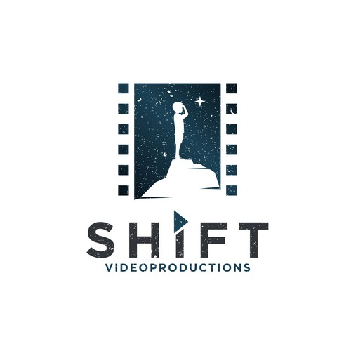 Theater design with the title 'Logo for videoproduction service focused on sustainable brands needed.'