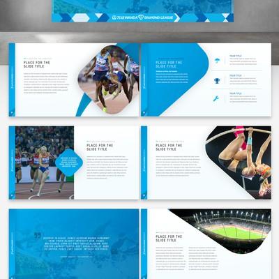 Weltklasse Zurich Presentation template