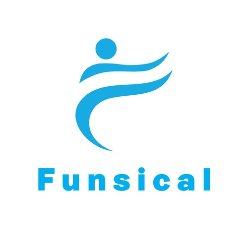 Physiotherapy logo with the title 'Funsical Sensory Lab'