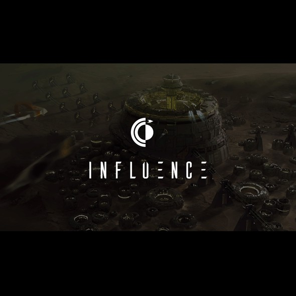 Comet logo with the title 'INFLUENCE'