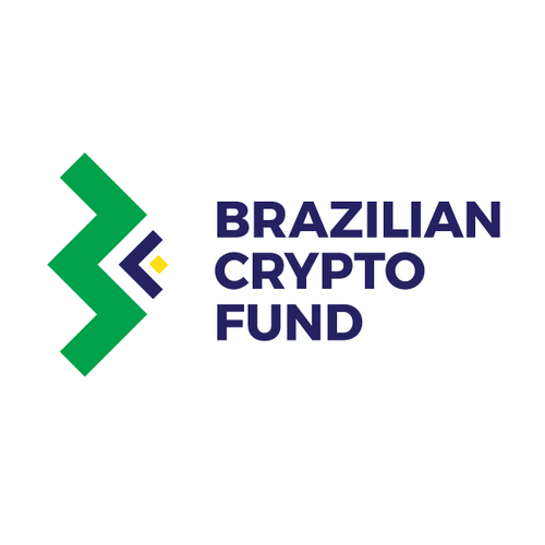 Brazil logo with the title 'Brazilian Crypto Fund'