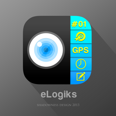 icon or button design for eLogiks