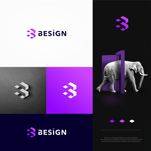 Mature design with the title 'Besign'