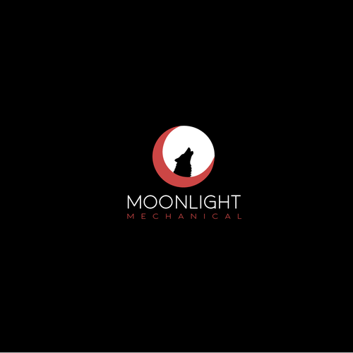 Wolf brand with the title 'Moonlight'
