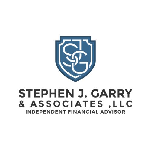 Associate logo with the title 'logo for Stephen J. Garry & Associates, LLC'