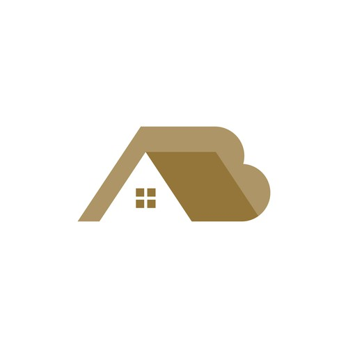 Mortgage design with the title 'AB - House Logo'