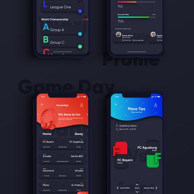 Modern App Design