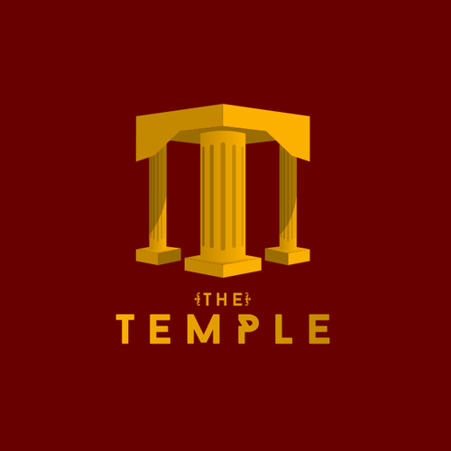 Ancient logo with the title 'Historical/antique logo concept'