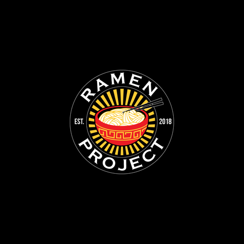 Ramen logo with the title 'Ramen Project'