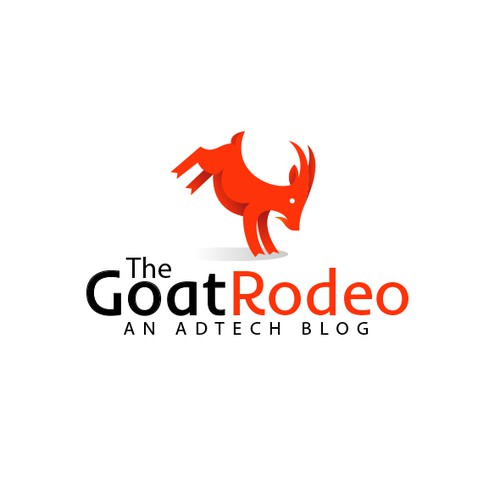 Mountain goat logo with the title 'Goat rodeo'