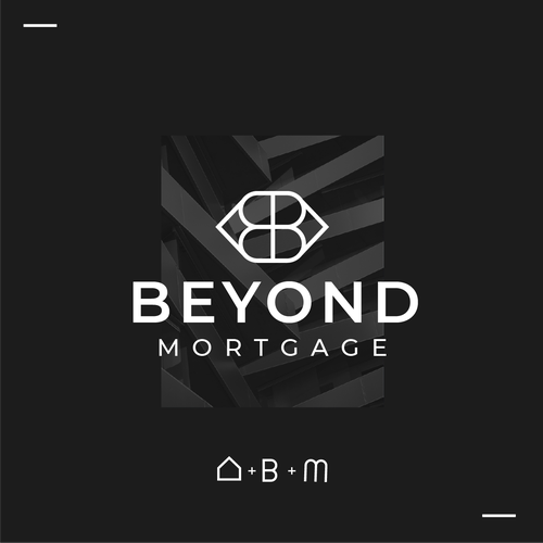 B logo with the title 'Beyond Mortgage'