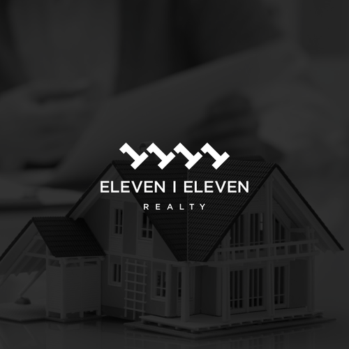 Rental logo with the title 'Eleven l Eleven Realty'