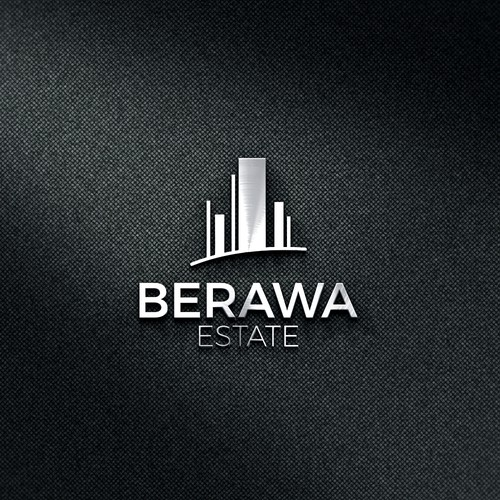 Villa logo with the title 'Berawa Estate'