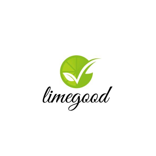 Lime logo with the title 'Logo   Limegood'