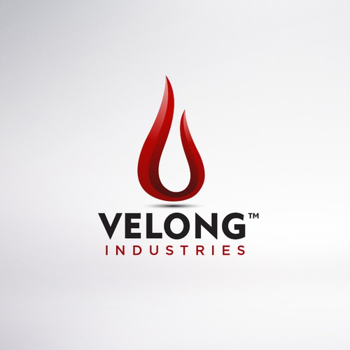 Manufacturing logo with the title 'Velong'
