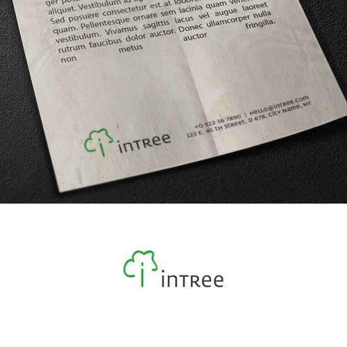 "Bespoke design with the title 'Logo for a financial services company ""inTree"": www.joinintree.com '"