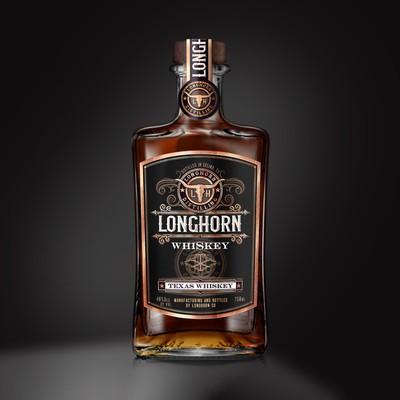 LONGHORN Whiskey (Texas whiskey)
