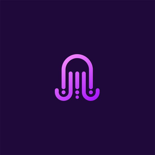 Jelly logo with the title 'JellyFish'
