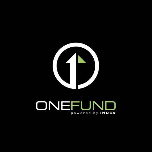 Fundraising logo with the title 'OneFund Logo'