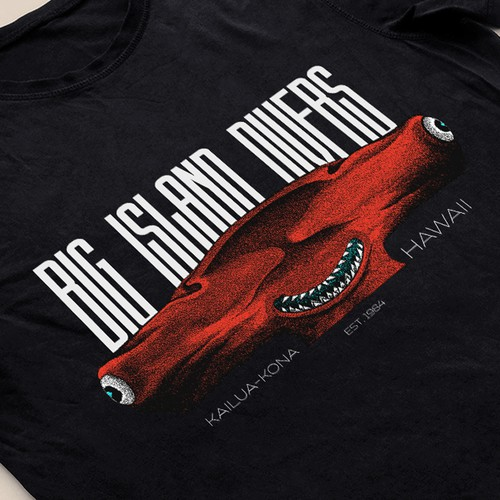 T-shirt with the title 'T-shirt design'