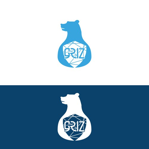 Grizzly logo with the title 'GRIZ'