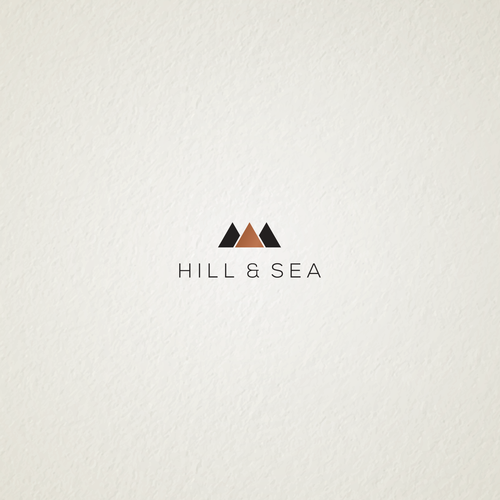 Copper logo with the title 'Simple, modern logo for young family brand'