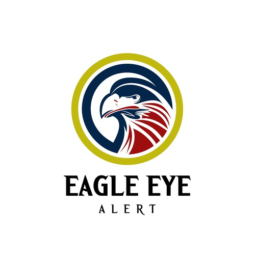 Alert logo with the title 'EAGLE EYE ALERT'
