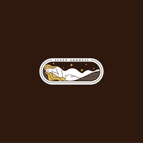 Mythology design with the title 'Emblem logo for sale'