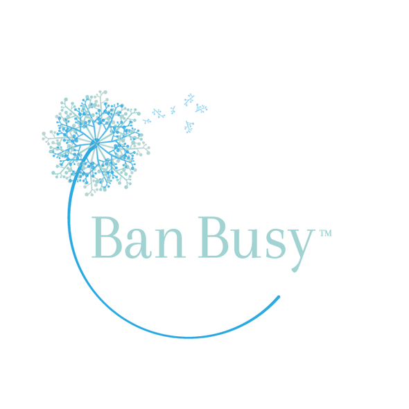 Health design with the title 'dandelion simple logo'