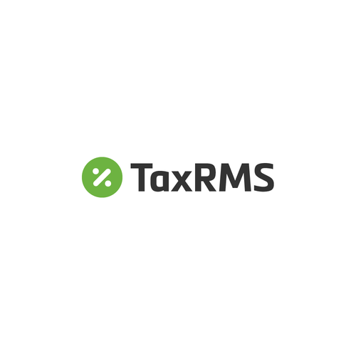 Tax logo with the title 'Logo For Accounting Software'