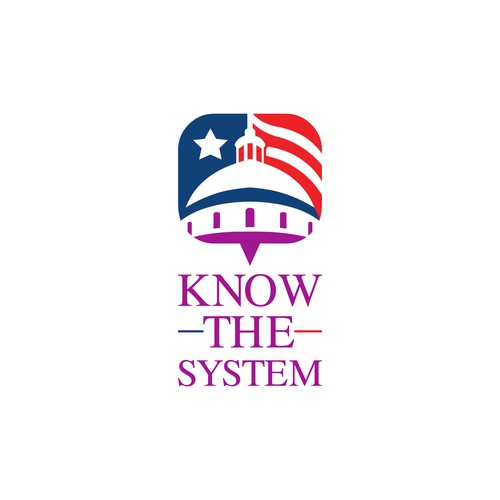 Washington DC logo with the title 'Know The System '
