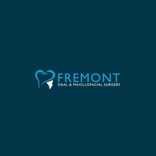 Surgeon logo with the title 'Fremont Oral & Maxillofacial Surgery'