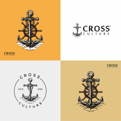 T-shirt brand with the title 'cros culture '