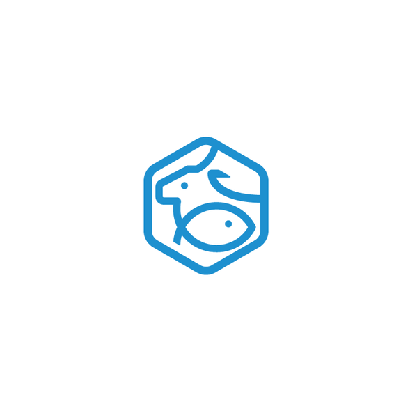 Hybrid design with the title 'Fish&Hunt Stats'
