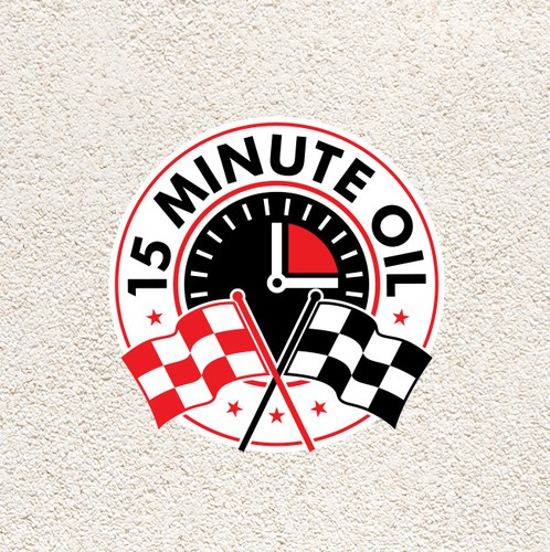 Wow design with the title '15 Minute Oil'