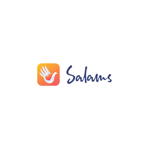 Relationship logo with the title 'Salams'