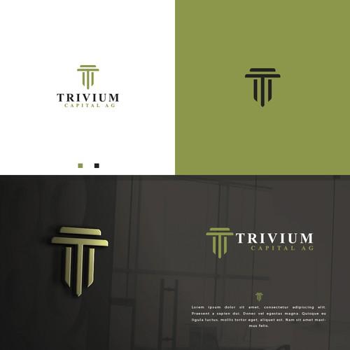 T design with the title 'Trivium'