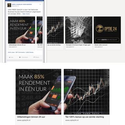 OPTIE24 Facebook Carousel Ads