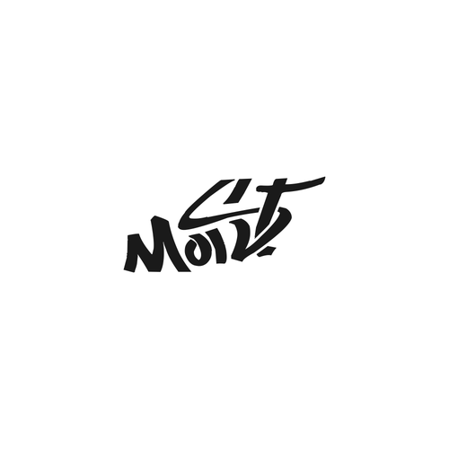 Hype design with the title 'MOIST'